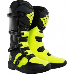 Bottes Cross Shot X11 jaune