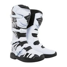 Bottes Cross Shot X11 blanc...