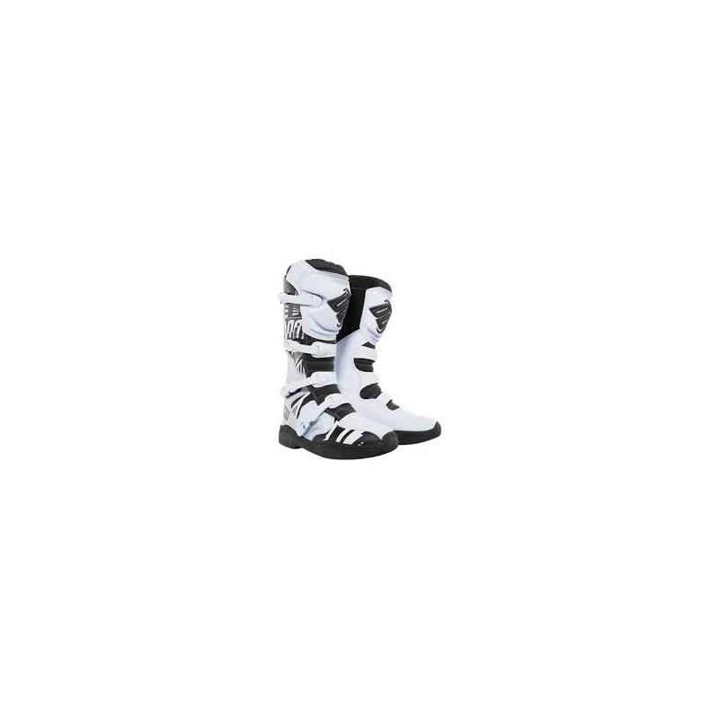 Achat Bottes Cross Shot X11 blanc motif à Narrosse Dax | IMS 40