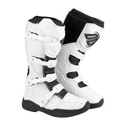 Bottes Cross Shot X11 blanc