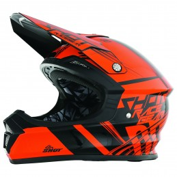 Casque Cross Shot Furious...