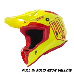 Casque Cross Pull-In Solid...