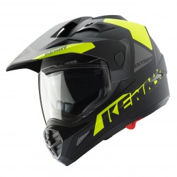 Casque Kenny extreme neon...