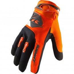 Gants Kenny Track Kid orange