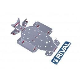 Kit Sabot Complet Rival Alu...