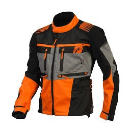VESTE KENNY ENDURO ORANGE