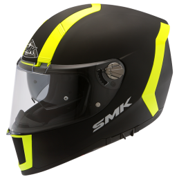 CASQUE INTEGRAL FORCE JAUNE...