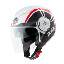 Casque Pull-In Open Face...