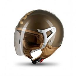 casque nau n350 brown bronze